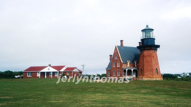 North Lighthouse, New Shoreham, RI 02807