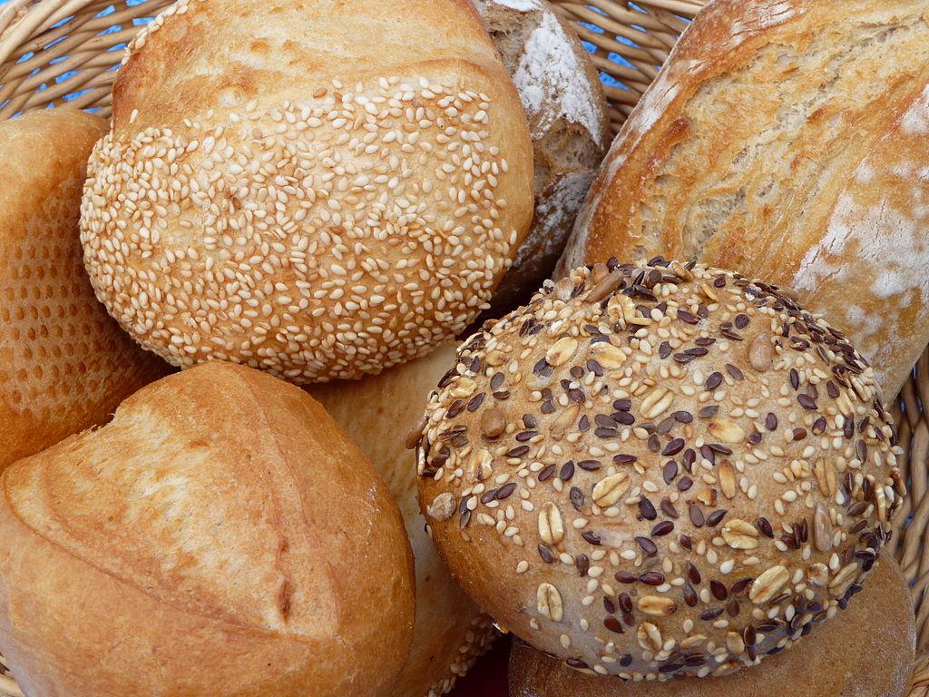 Aneka roti khas Jerman dikenal dengan nama Brötchen
