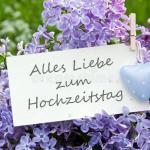 Wedding Anniversary Auf Deutsch. bahasa jerman ulang tahun perkawinan