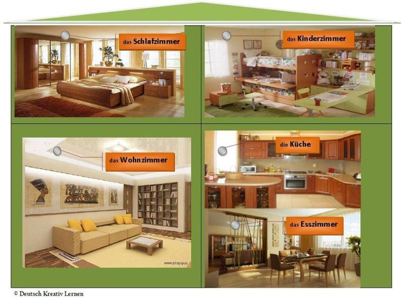 Haus und Möbel -learn german furniture
