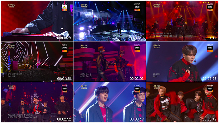 191207 KBS Immortal Songs Singing the Legend Stray Kids - Again & Again (2PM Cover)
