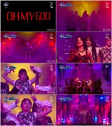 200409 Mnet M! Countdown (G)I-DLE - Intro (Black Ver.) + Oh my god