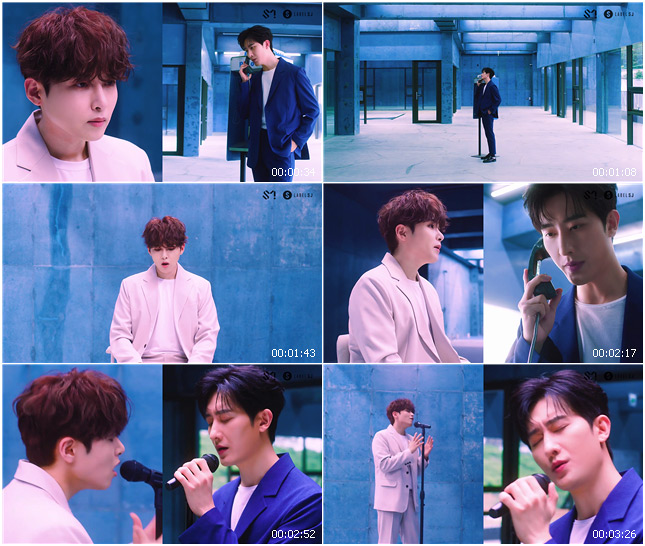 ZHOUMI - Starry Night (With RYEOWOOK) (Chinese Ver.) Special Video