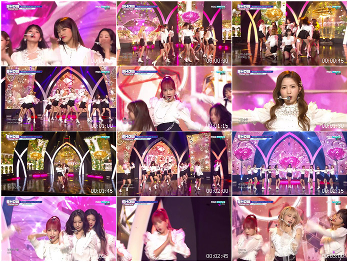 200701 MBC Show Champion IZ ONE - Secret Story of the Swan