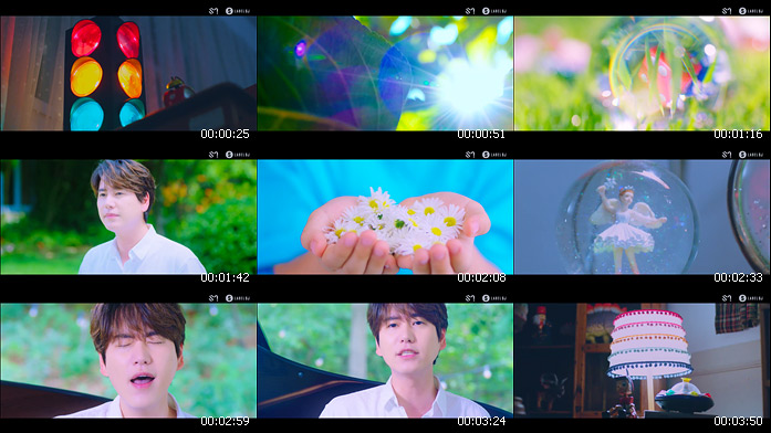 KYUHYUN 규현 'Dreaming' Special Clip