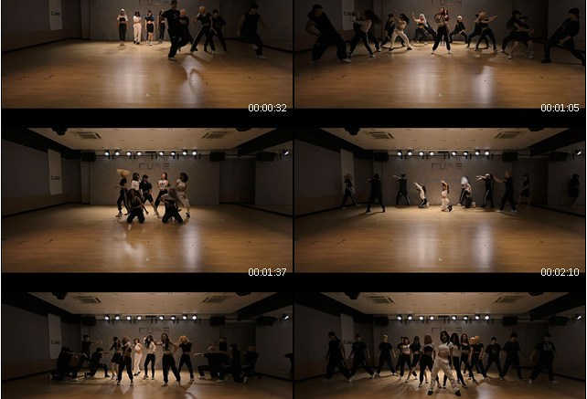 CLC - HELICOPTER (Choreography Practice Video)
