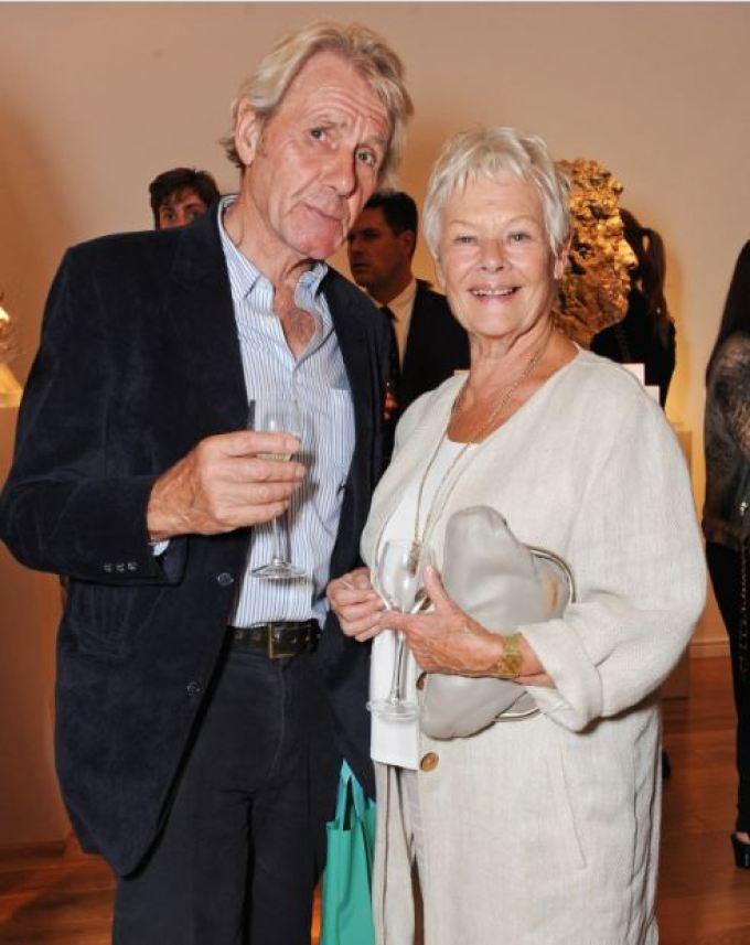 David Mills, Judi Dench Jermyn Street: Bowman Sculpture & Nicole Farhi