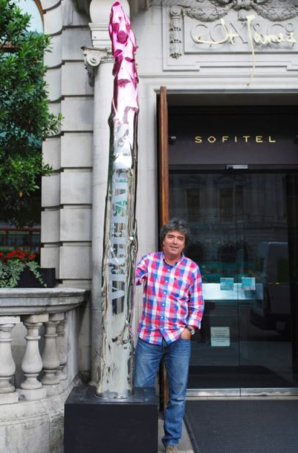 Jermyn Street: Edible Art Exhibition come to Sofitel London St James