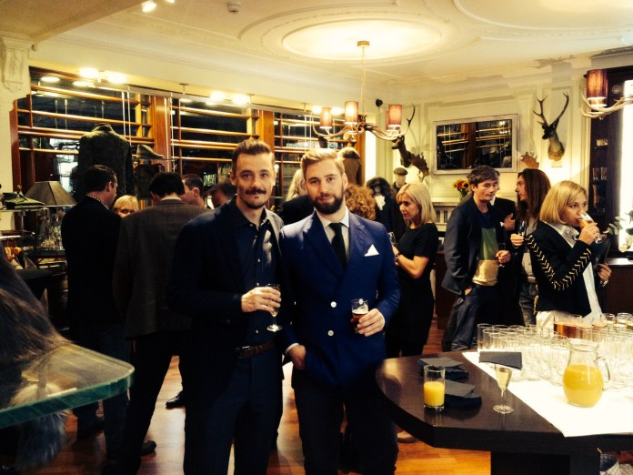 Jermyn Street: Beretta Launch Party