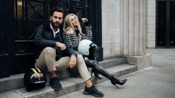 Jermyn Street: style. Matthew Zorpas Barbour International Piccadilly