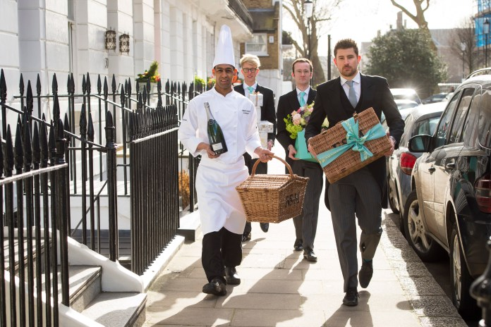 Jermyn Street. Fortnum and Mason Ultimate Mothers Day