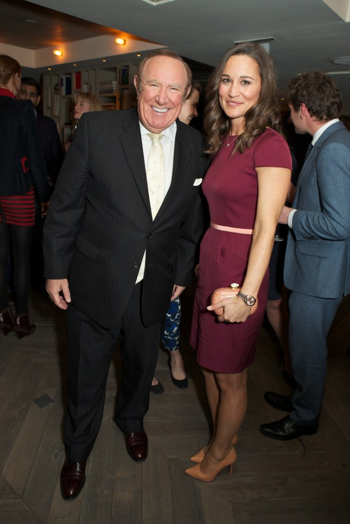 Andrew Neil and Pippa Middleton attend the Spectator Life 3rd Birthday Party at Belgraves Hotel (4)