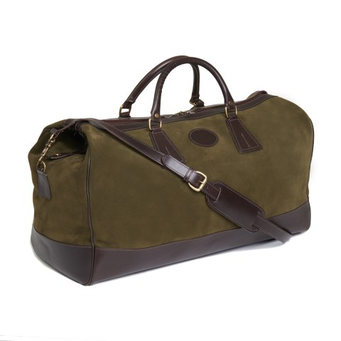 Piccadilly Suede Holdall 300