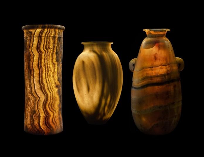 Ariadne Egyptian Vases