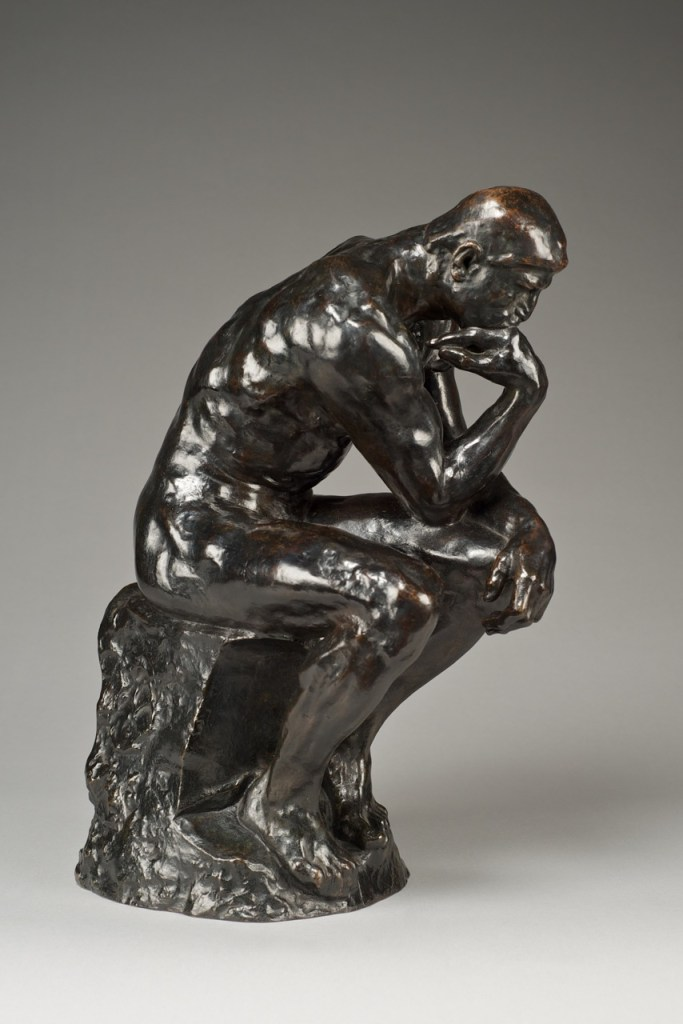 Bowman Sculpture_Le Penseur_Rodin_1 - Copy