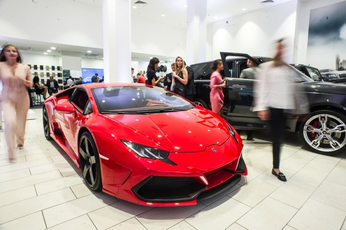 30.07.2015 Launch of ARES in London, at 77 Piccadilly. (C) Blake Ezra Photography 2015 www.blakeezraphotography.com