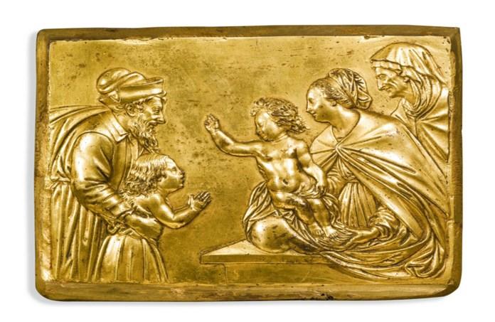 Prieur plaque from Arthistorical Ltd