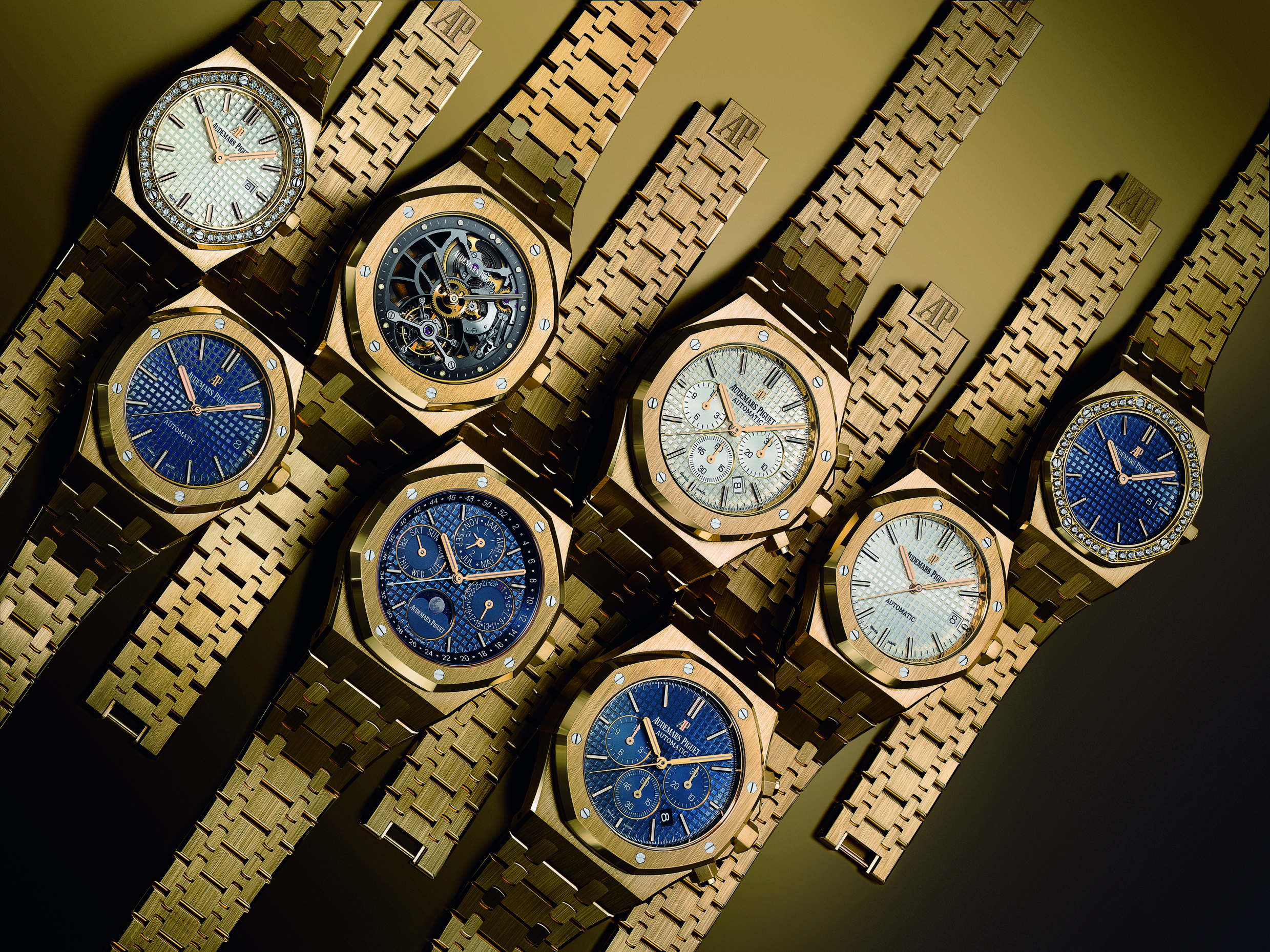 AUDEMARS PIGUET BRINGS BACK YELLOW GOLD AT LAUNCH PARTY AT