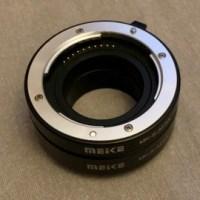 Tussenringen voor Sony systeemcamera