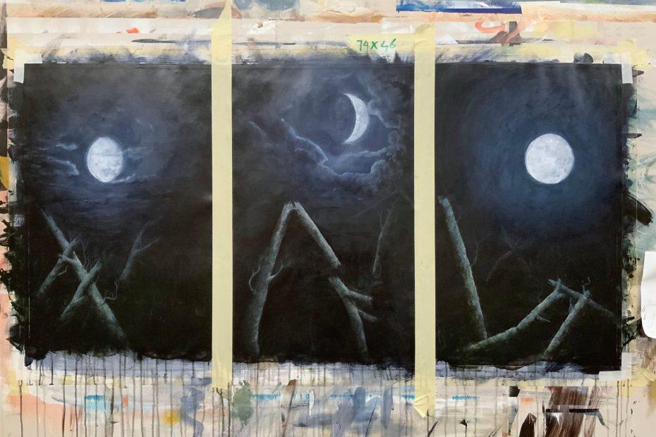 TheRunes Triptych