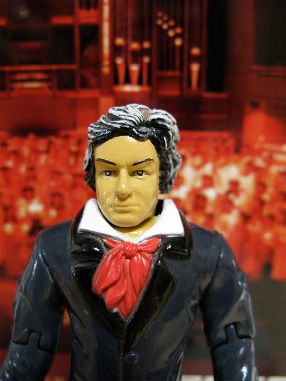 Beethoven bepaalde de maximale lengte van een cd