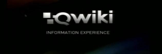 Qwiki lanceert de information experience
