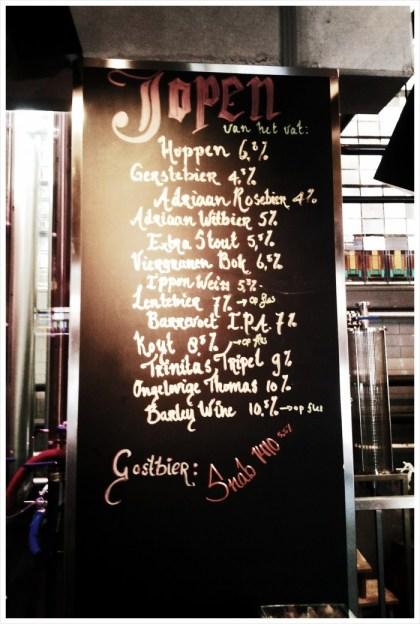 #Bierblio is de ideale bieren-op-tafelsessie