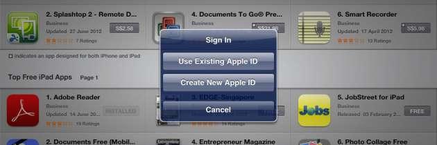 iPadworkshops en het probleem met gebruikersaccounts