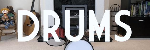 Drums editen is ook een vak