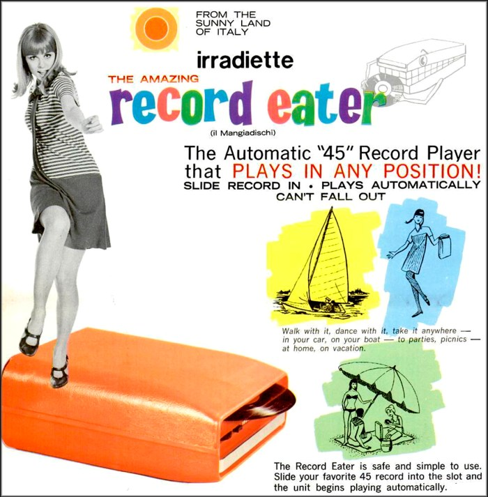 Record Eater