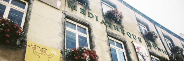 Een Franse bieb: euhmm.. ánders