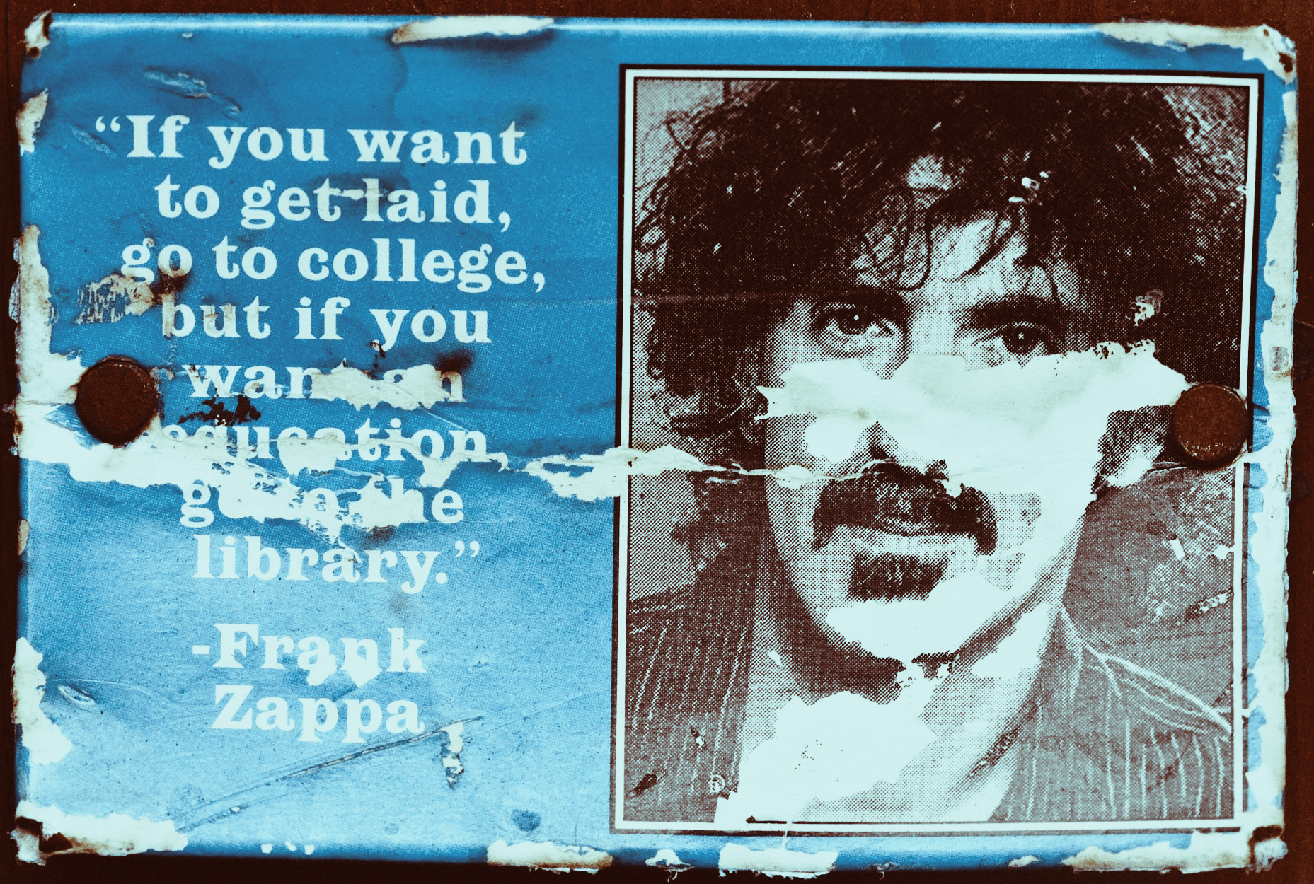 zappa education library