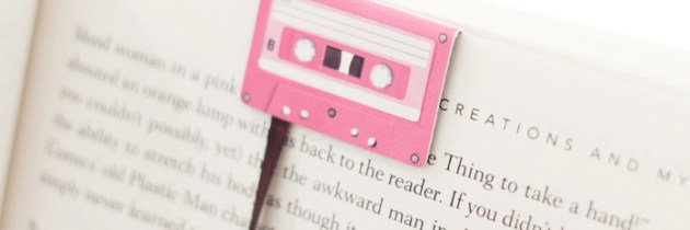 Cassettebandjesboekenleggers