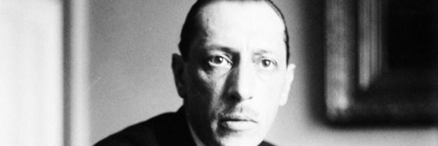 """Welke muziekbibliothecaris helpt bij het vinden van deze """"onmogelijke titels""""? #Stravinsky"""