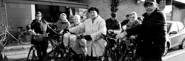 Denkend aan fietsland