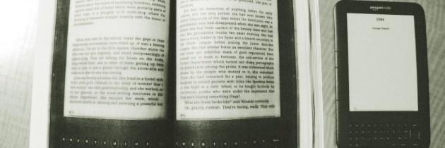 Een papieren backup van je ebook in de boekenkast