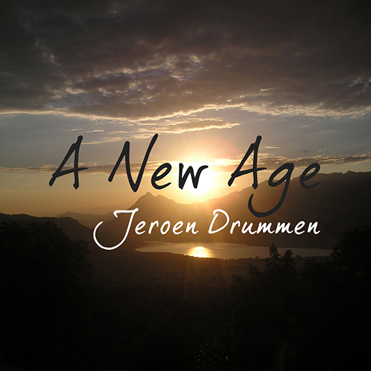 Jeroen Drummen: A New Age (Front Cover)