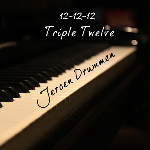 Jeroen Drummen: Triple Twelve (Front Cover)