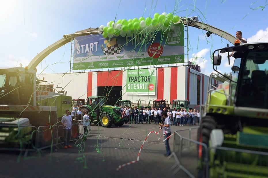TSTL tractor sterrit