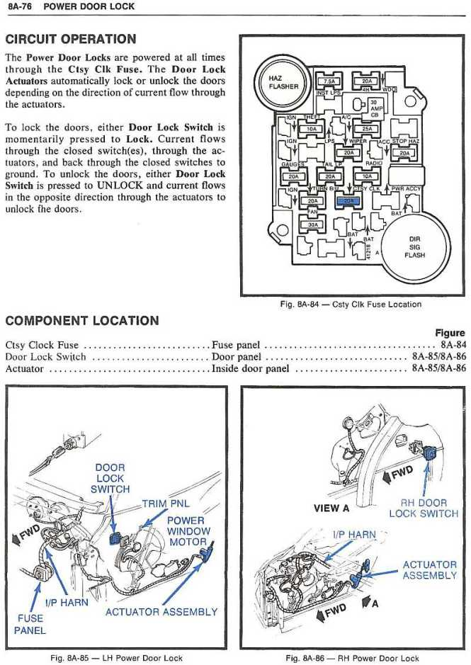 corvette power door lock wiring diagram wiring diagram 1979 corvette door lock diagram get image about