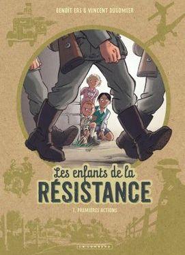 Une découverte : les enfants de la résistance
