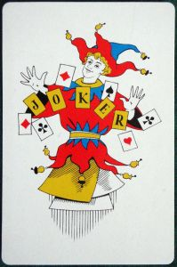 Joker (carte de jeu)