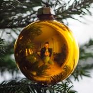 51/52 - Christmas self-portrait