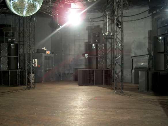 Dancefloor & Stack