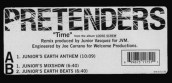 "Pretenders, ""Time"""