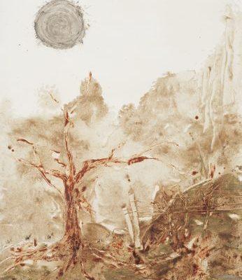 Thierry Moyne – Peintures & Calligraphies