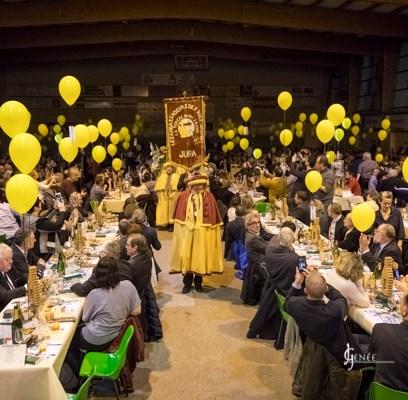 Percée du Vin jaune – Banquet de la filière