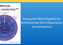 Pourquoi l'état d'esprit d'un entrepreneur est critique pour son entreprise