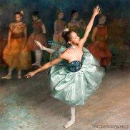 Misty Copeland. Principal Dancer, American Ballet Theatre.