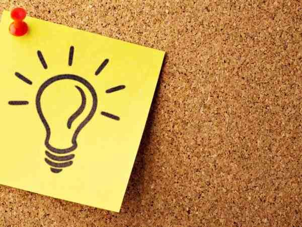 Post-it idea - radiadores de información